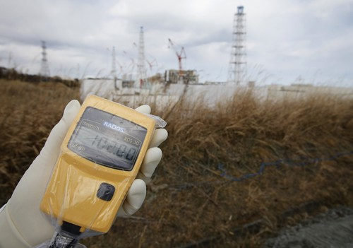 Fukushima Radiation South Of Plant | by SimplyInfo