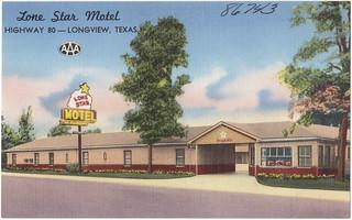 Lone Star Motel Clute Tx