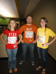 Beth Feger- Taco bell sauce packets costume | by BethFeger ...  sc 1 st  Flickr & Beth Feger- Taco bell sauce packets costume | BethFeger | Flickr