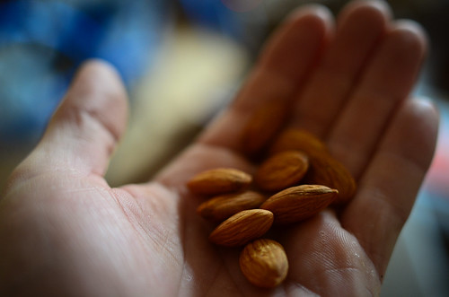 Almonds for Breakfast - March 2012 | by The Hungry Cyclist