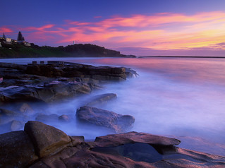 Yamba Sunrise NSW | by Mark Wassell