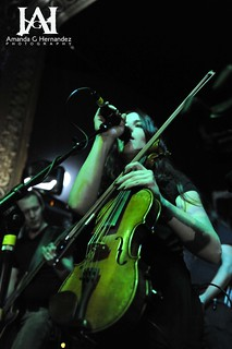 Eluveitie | by Amanda G Hernandez Photo