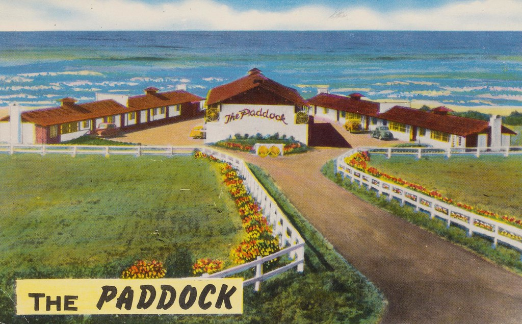 The Paddock - Yachats, Oregon