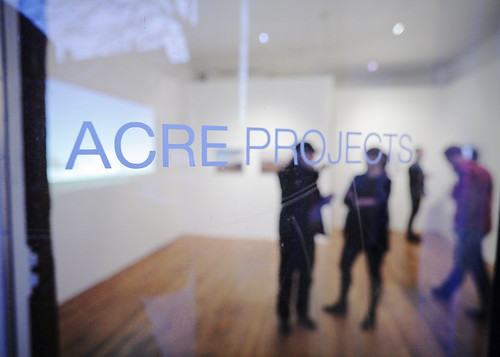 Kate Bowen @ ACRE Projects | by Paul Germanos