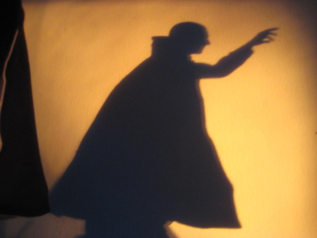 dracula shadow
