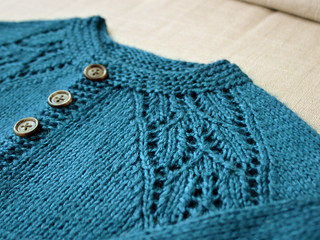 Spring Baby Sweater | by small::bird