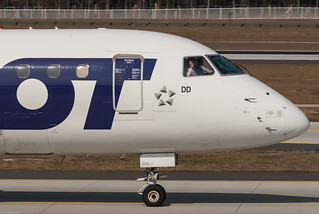 LOT Polish Airlines Embraer ERJ-170-100ST SP-LDD (79774) | by Thomas Becker