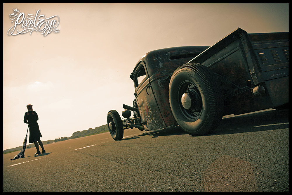 1/8 Mile Hot Rod Race (2006) | Bottrop Kustom Kulture | Flickr