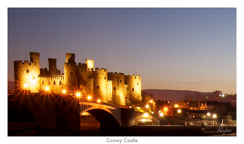 Conwy Castle | by Air Force 2