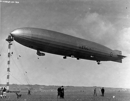 USS Shenandoah | by San Diego Air & Space Museum Archives