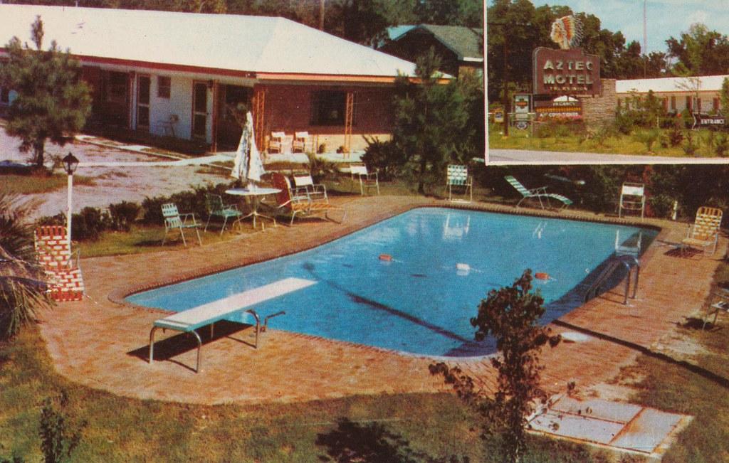 Aztec Motel - Orangeburg, South Carolina