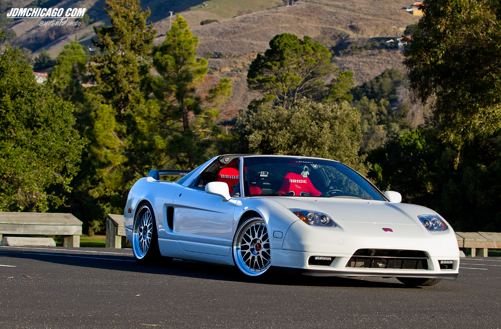 2004 Acura Nsx Two Fantastic Cars From Honda Owned By One