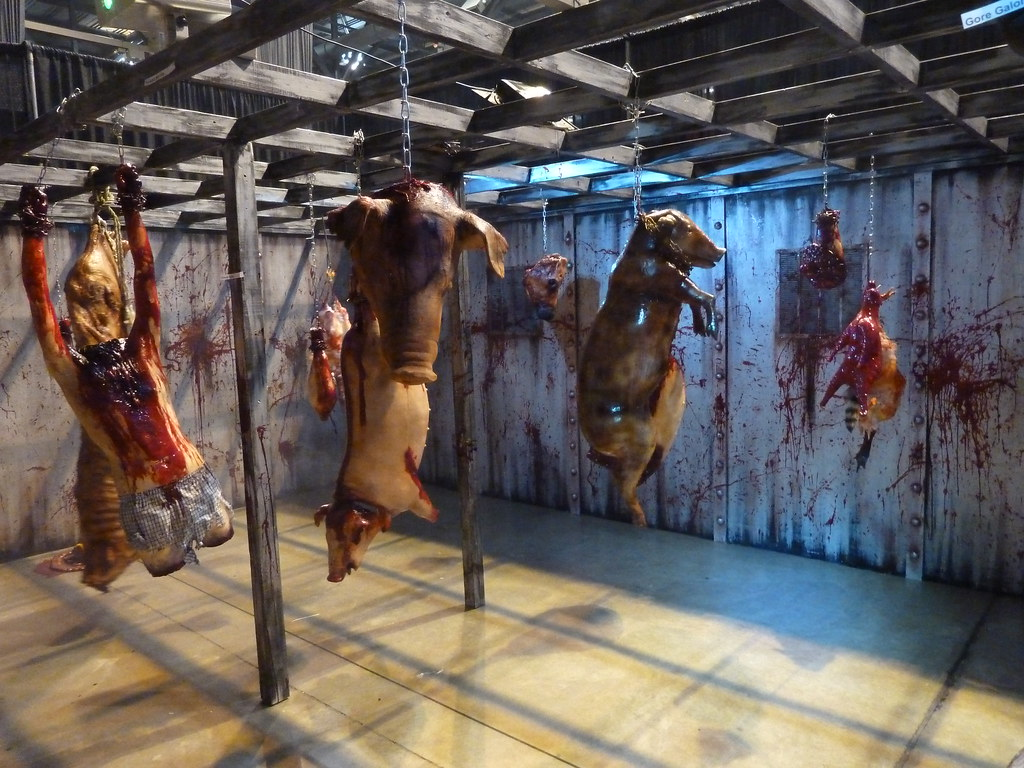 ... Interactive Haunted House at Transworld Haunt Show | by ScareHouseScott