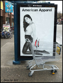 Do You Need American Apparel? - Main Street X0341e | by Harris Hui (in search of light)