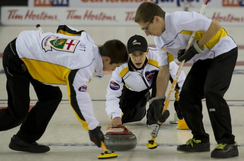 Napanee, ON Feb 12 2011 M&M Canadian Juniors Team MB. Michael Burns Photo Ltd. | by seasonofchampions