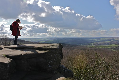 View from Brimham Rocks | by FofR