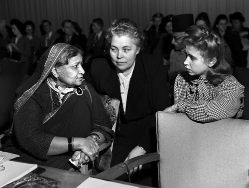 1948 - Second Session of the Commission on the Status of Women