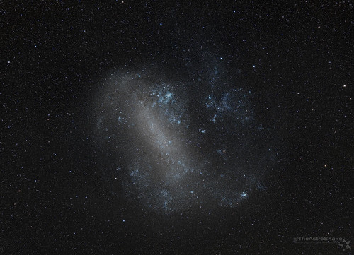 Large Megellanic Cloud (LMC) | by schmitzcory