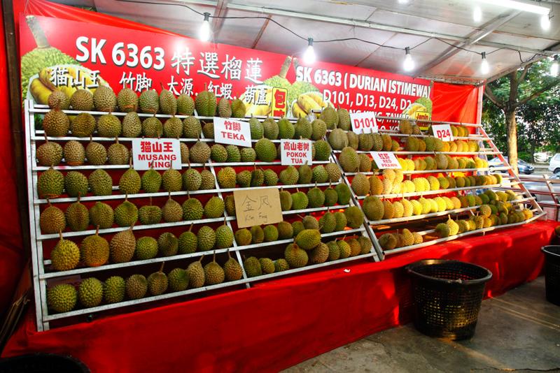 RM16 Eat All You Can D24 Durian Buffet SK 6363 Kepong Baru