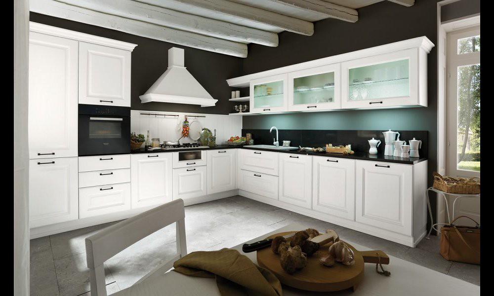 Cucina classica bianca | Gicinque Cucine - cucina classica m… | Flickr