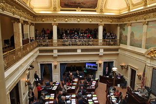 School Visit to Capitol 2012 12 | by utahpubliceducation