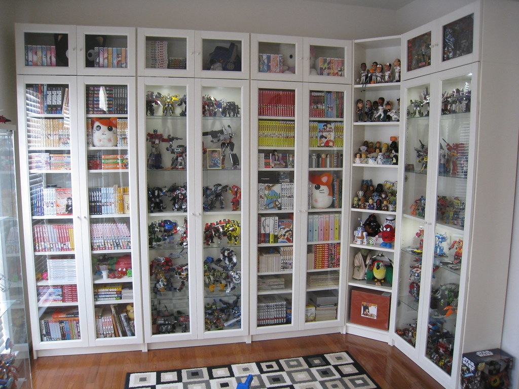 Superbe ... IKEA Billy Bookcases | By This Little Bento