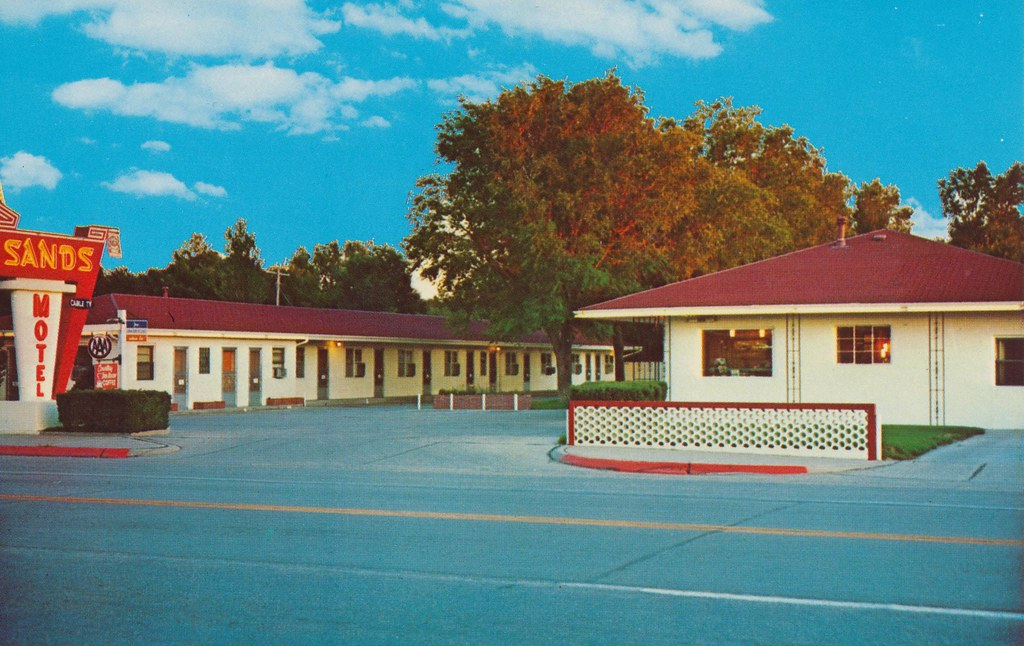 Sands Motel - Scottsbluff, Nebraska