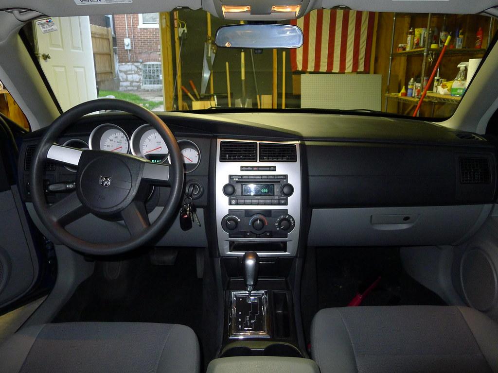 ... 2007 Dodge Magnum Interior   By Køpper