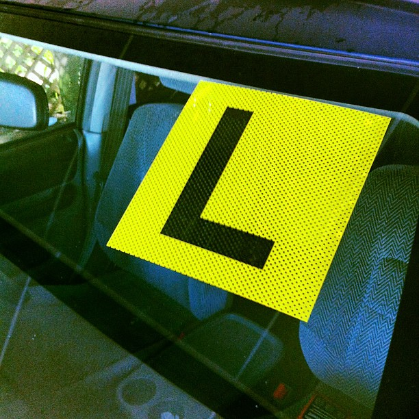 Dads are cool calm and collected while Mums are nervous wrecks - according to Learner Drivers