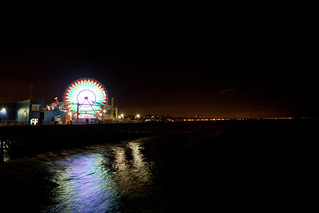 Santa Monica Pier | by michales