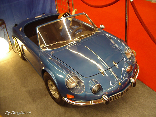 jouet renault alpine a110 cabriolet fevrier 2012 salon ret flickr. Black Bedroom Furniture Sets. Home Design Ideas