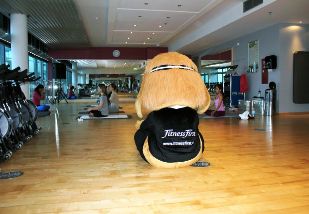 ReOpening Fitness First Black Label Club Berlin - Kurfürstendamm ...