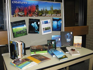 Creatures of Land & Sea | by college.library