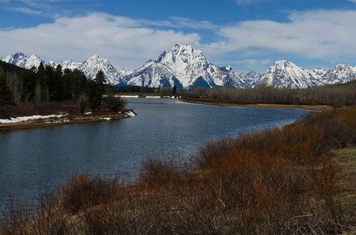 The Grand Tetons IV | by Val Stark
