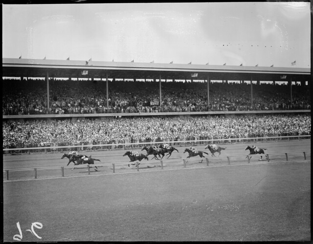 Race at Suffolk Downs