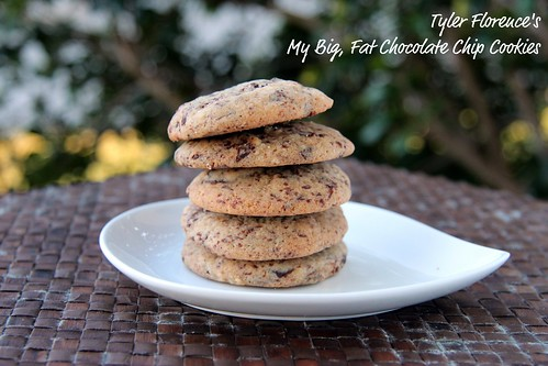 Tyler Florence My Big, Fat Chocolate Chip Cookies | by Food Librarian