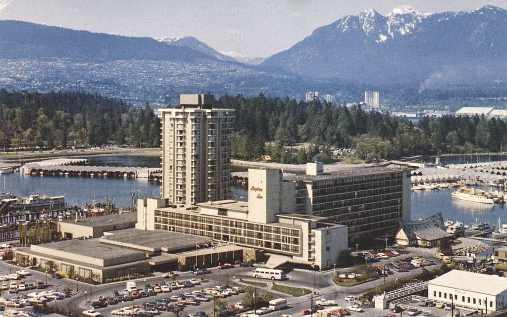 Bayshore Inn - Vancouver, British Columbia