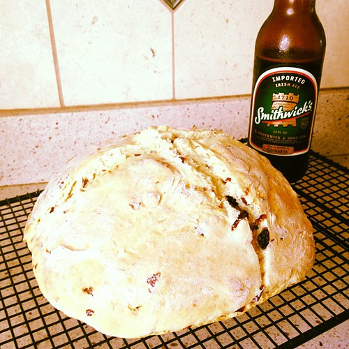 3/16/12 Fresh Irish Soda Bread cooling | by rayfamilyfarm
