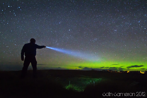 80/366 - Torchlight Aurora | by Colin Cameron ~ Photography ~