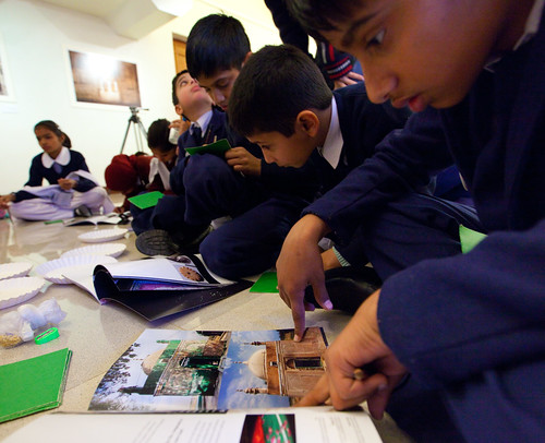 Rawalpindi Schoolchildren Visit Exhibit Highlighting U.S Support for Pakistani Cultural Heritage | by U.S. Embassy Pakistan