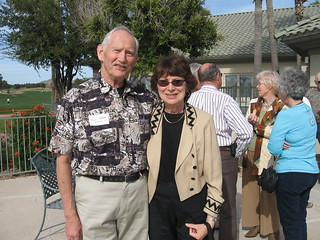 Rich Strock '55 and Joyce Storck | by University of Minnesota, Morris Alumni Association