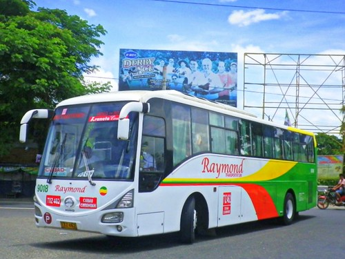 Raymond's Turn | by LazyBoy (Bus P)