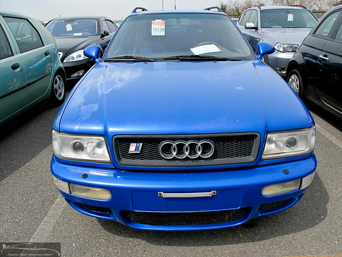 Japan Car Connection 1995 Audi Rs2 Avant 2 Japan Car