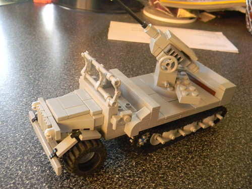 Sdkfz 7/2 Final Model? | by Andrewdash1998