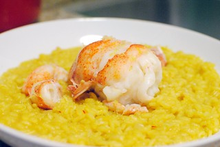 lobster risotto | by Darin Dines