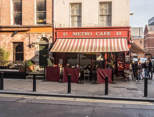 South Street Cafe Dublin