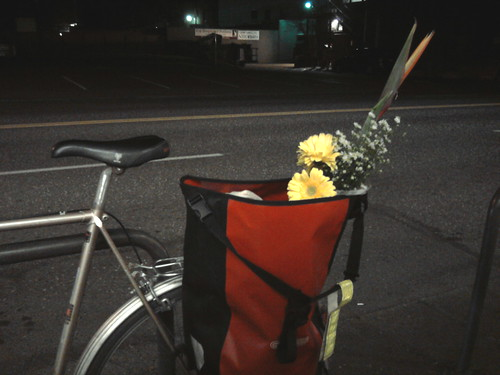 Spring night grocery run | by cyclerslife