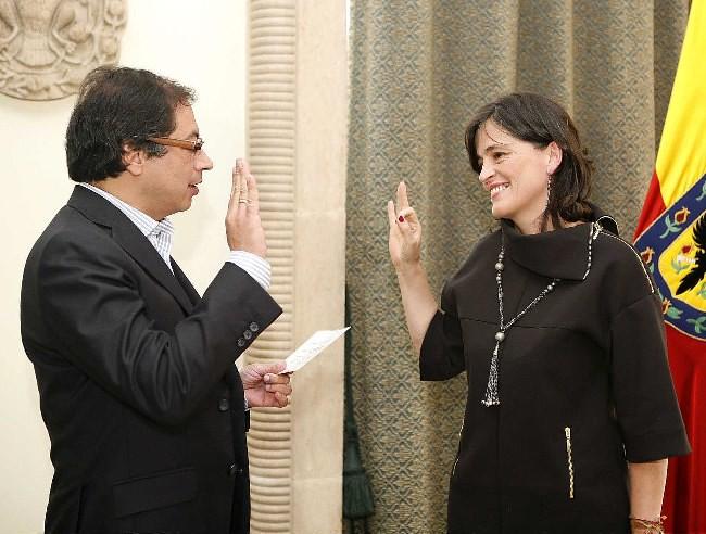Resultado de imagen para María Gilma Gómez Sánchez