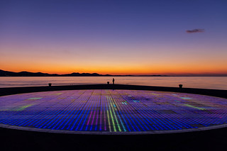 Zadar Sunset | by Jason Drury