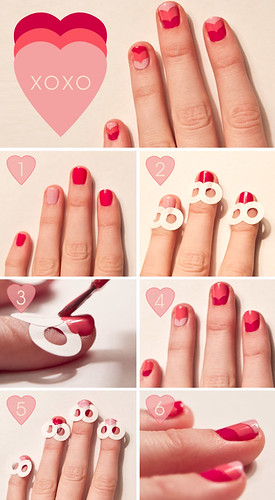 Valentine Nails | by jenna_beth